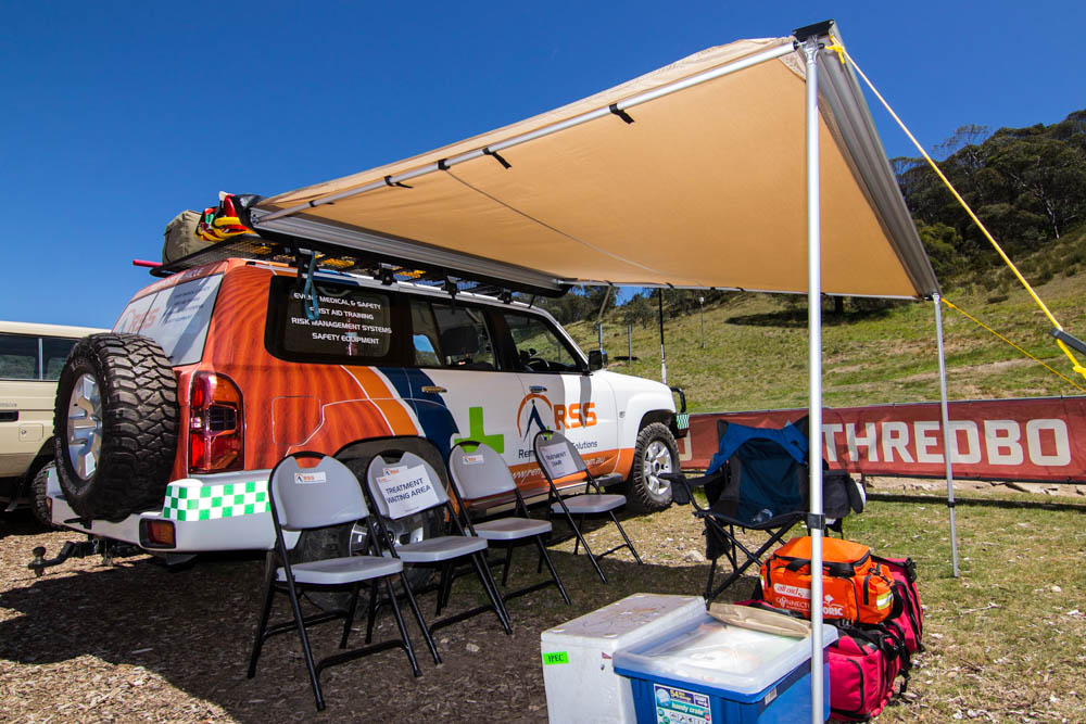 Event Medical - Remote Area First Aid