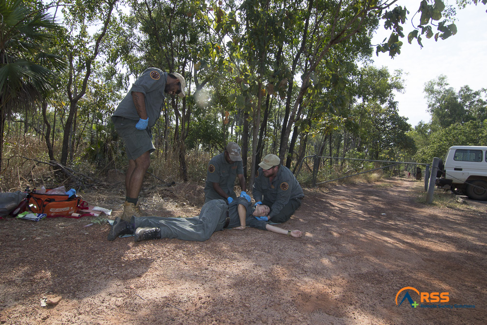 Remote Area First Aid - Remote Safety Solutions76